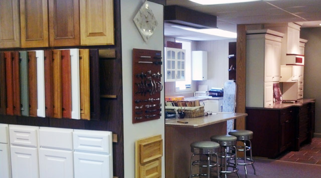 Rogers Kitchens - Cabinets, Countertops, bathrooms, laundry :: Showroom